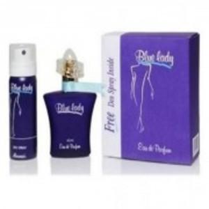 Pack Of 2-Blue Lady Perfume & Deodorant