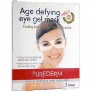 Age Defying Eye Gel Mask-2 Masks