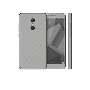 Xiaomi Redmi Note 4X Silver Carbon Fiber Texture Skin-DT7448