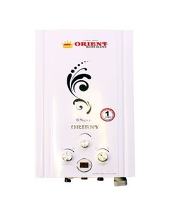 Orient White Instant Natural Gas Geyser Deluxe-7 Liters