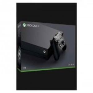 Xbox One X - 1Tb - Black
