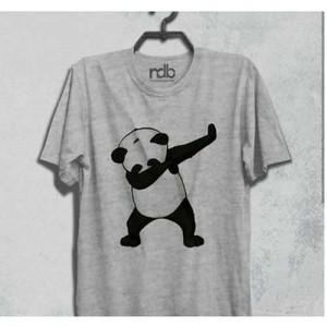 Panda Cotton T-Shirt