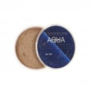 Kryolan Aqua Color Cake Liner 101 Chocolate