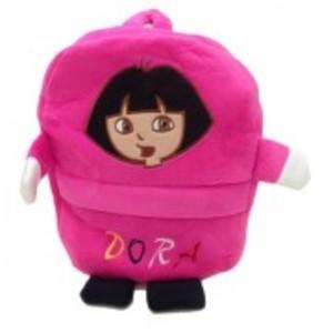 Pink Dora School Bag