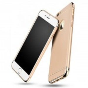 Luxury 360 Degree Protective Case for iphone 6 Plus 6s Plus-Gold