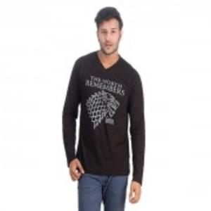 Game of thrones - Full Sleeves T shirt - Black