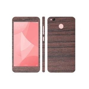 Xiaomi Redmi 4X Padauk Wooden Texture Skin-DT7400