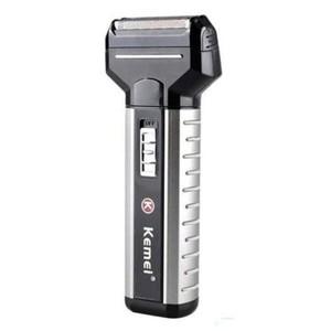 Black Electric Shaver & Trimmer-KM-1120