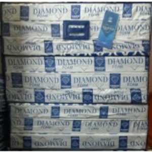 Diamond Foam Folding Mattress