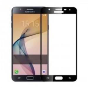 Full Screen Glass For Samsung J7 Prime-Black