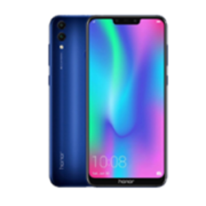 "Honor 8c - 6.26"" HD+ Display - 3GB RAM - 32GB ROM - Fingerprint Sensor - Blue"