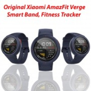 Original Xiaomi AmazFit Verge Fitness Smart Band Black