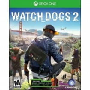 Ubisoft Watch Dogs 2-Xbox One