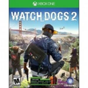 Ubisoft Watch Dogs 2-Xbox One