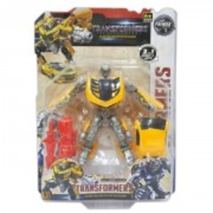 Mini Transformers-Bumblebee Action Figure Car