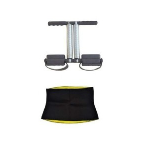 Pack of 2-Tummy Trimmer & Hot Shapers Belt Medium