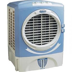 SRC-9000 Vol 2 - Room Cooler - 190 Watts - Sky Blue & White - Brand Warranty