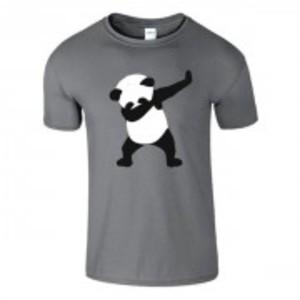 Sportsgrey Stylish Panda Printed T-Shirt-04113