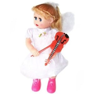 Musical Doll with Violin