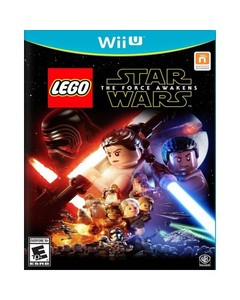 Warner Bros LEGO Star Wars The Force Awakens-Wii U