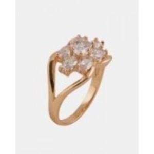 Golden 18-K Gold Plated Ring