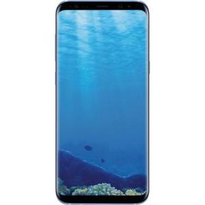 "Samsung S8 - 5.8"" - QHD+ Display - 4GB RAM - 64GB ROM - Coral Blue"