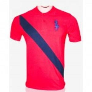 Red Polo T-Shirts For Men