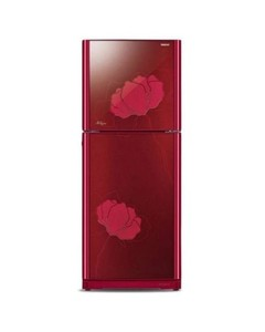 Orient OR-5535 GD - Top Mount Refrigerator - 10 CFT- Red