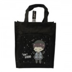 Fashion School Bag 2837d - Black