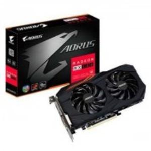 AORUS Radeon™ RX 580 8GB GDDR5 PCI Express 3.0 ATX Video Card
