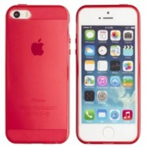 Back Case For iPhone 5 & 5s-Red