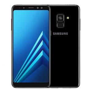 """Samsung Galaxy A8 2018 - 5.6""""-4GB RAM - 64GB ROM - 4G LTE - Black"""