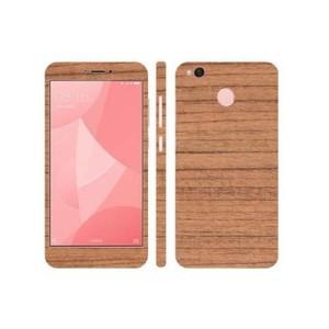Xiaomi Redmi 4X Rose Wooden Texture Skin