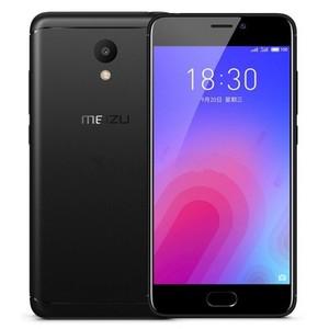 """MEIZU M6 - 5.2"""" IPS LCD - 3GB RAM + 32GB ROM - 13MP Camera - Black"""