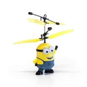 Flying Minion - yellow and Blue