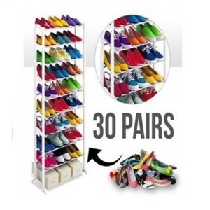 Shoe Rack For 30 Pair