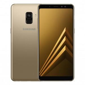 """Samsung Galaxy A8+ 2018 - 6.0"""" - 4GB RAM - 64GB ROM - 4G LTE - Gold"""