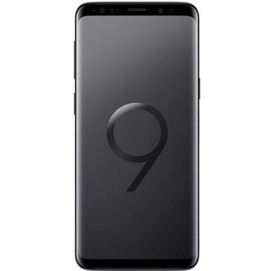 "Galaxy S9 - 5.8"" QHD+ - 4GB RAM - 64GB ROM - 12/8MP Camera -Midnight Black"