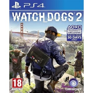 Watch Dogs 2-PS4 Game