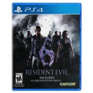 Resident Evil 6-PS4