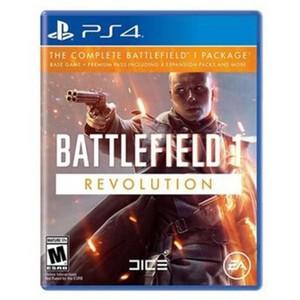 Battlefield 1 Revolution Edition-Ps4