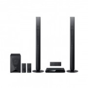 DZ-650 - DVD Home Cinema System With Bluetooth - Black