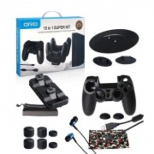 15 In 1 Super Gaming Kit(Ps4 Slim And Pro)