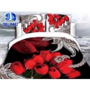 3D BED SHEET SD0447