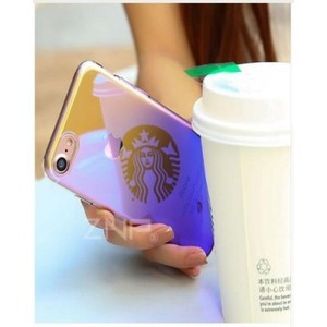 APPLE iPhone 6/ 6s Plus-Gradient Series Rear Body Protection Hard Mobile Back cover for ladies