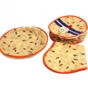 Pack of 3 Roti Basket