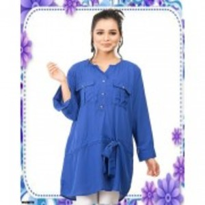 Royal Georgette Tunic-17642