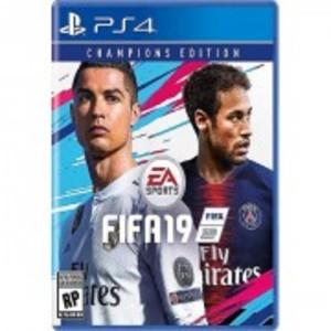 Playstation 4 Fifa19 Champions Edition