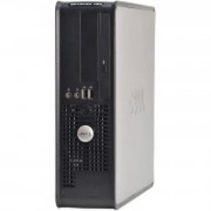 Dell Optiplex 780 SFF Desktop Intel Core 2 Duo @2.5 Ghz Mini-320GB-4GB