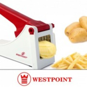 white 1 WESTPOINT French Fry Cutter-11245478055